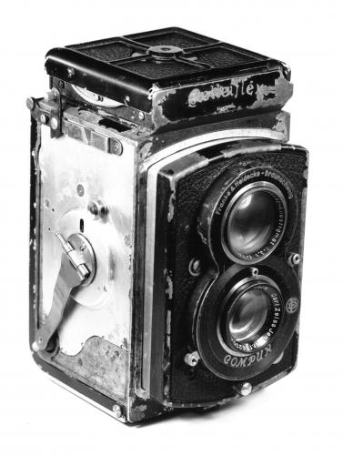 rolleiflex,appareils 6x6,appareil reflex double objectif,franke § heidecke