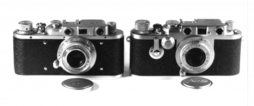 Leica allemand et Zorki russe.jpg